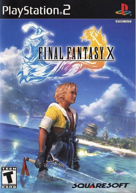 Final Fantasy 10 (x)