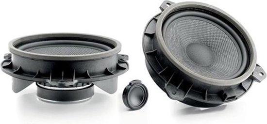 Focal - ISTOY165 - Pasklare Speakerset - 16,5cm - Composet - Toyota