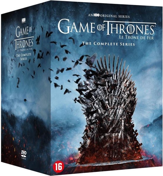 Game of Thrones - The Complete Collection: Seizoen 1-8