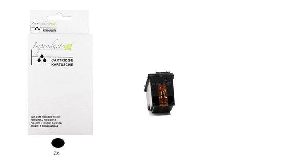 Improducts® Inkt cartridge - Alternatief Canon Pg-540 XL zwart