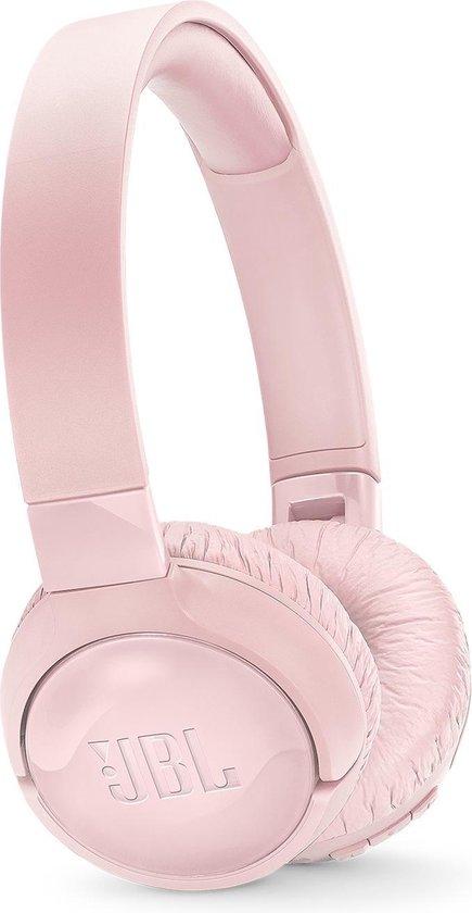JBL Tune 600BTNC - Draadloze on-ear koptelefoon - Roze