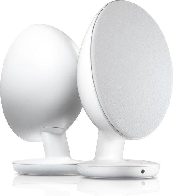 KEF EGG BT - Stereo speakers - Wit