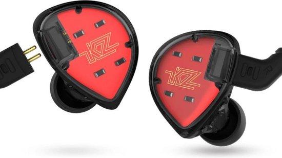 KZ ES4 - Dynamic In Ear Headphone/Monitor