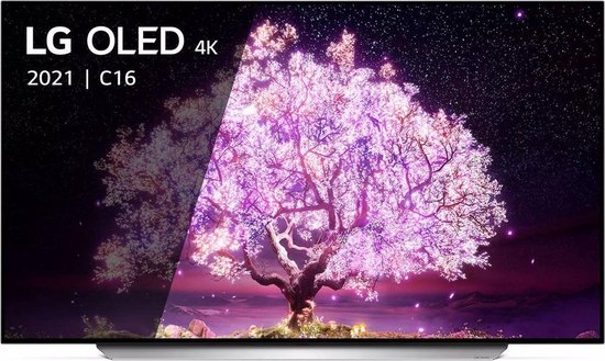 LG C1 OLED65C16LA - 65 inch - 4K OLED - 2021