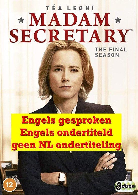 Madam Secretary - The Final Season (Season 6) [DVD] [2020]