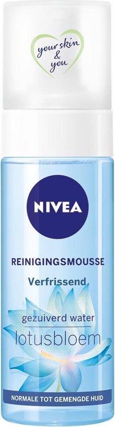 NIVEA Essentials Verfrissende - 150 ml - Reinigingsmousse