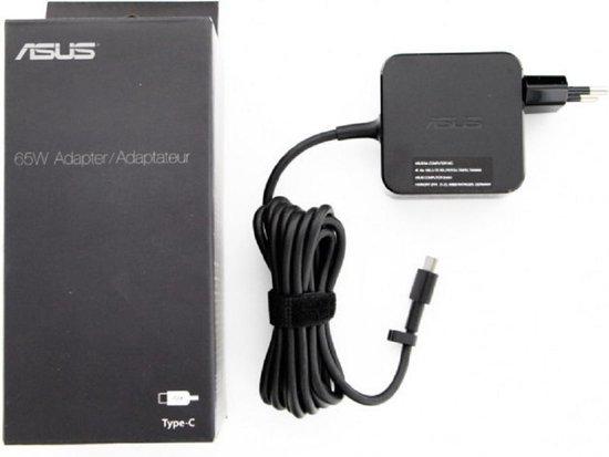 Origineel Asus Laptop 65W Zephyrus snellader USB-c 3,25a 20v inbox ADP-65JW CA / ADP-65JW C type c