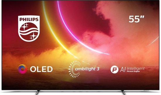 Philips 55OLED805/12 - 55 inch - 4K OLED - 2020