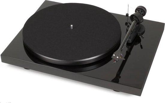 Pro-Ject Debut RecordMaster OM5e Platenspeler - Zwart
