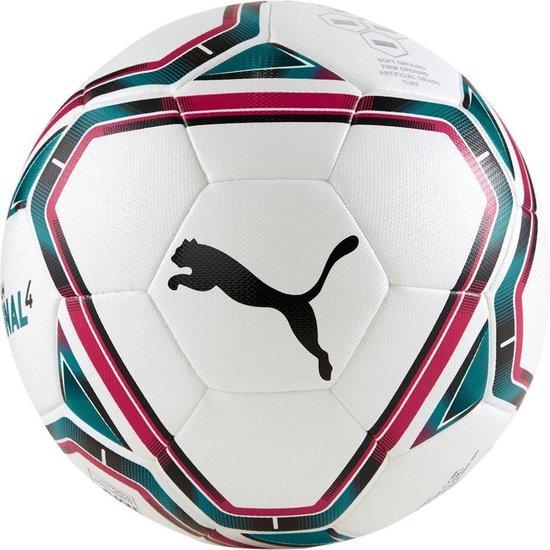Puma team Final - voetbal - Maat 5 - IMS approved - Trainingbal