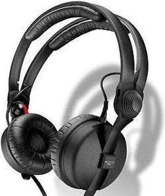 Sennheiser HD 25-1 II - On-ear koptelefoon - Zwart