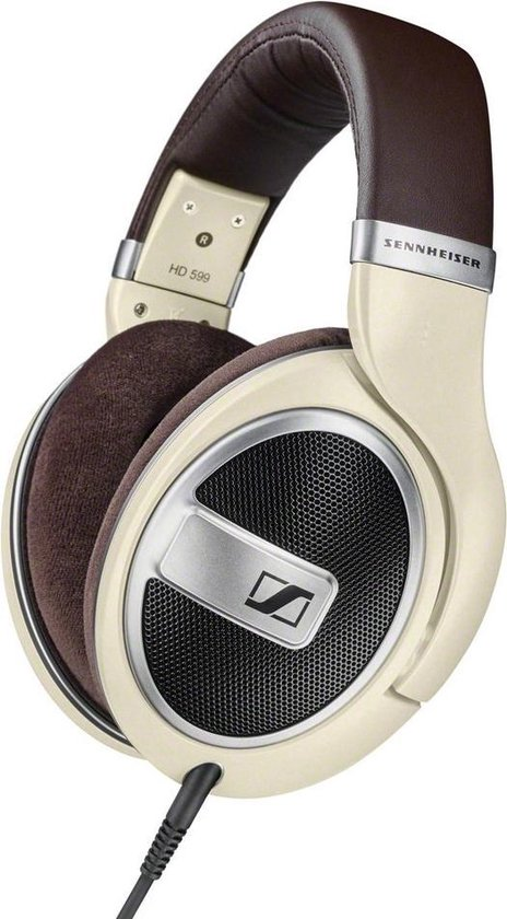 Sennheiser HD 599 - Over-ear koptelefoon - Bruin/Beige