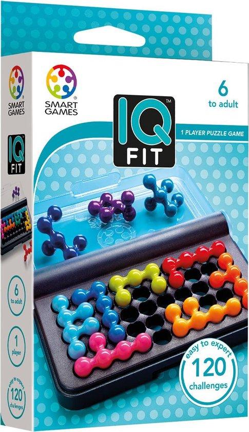 Smart Games IQ-Fit - Reiseditie