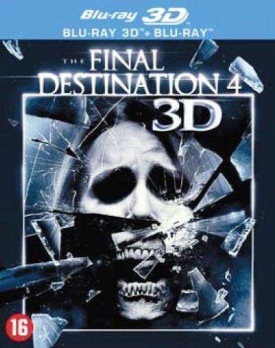 The Final Destination 4 (3D & 2D Blu-ray)