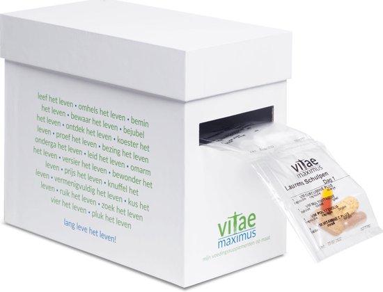 VM© Premium Weerstandspakket - 58 Zakjes - 180 Tabletten - Gebaseerd op Wetenschap - Omega 3 - Magnesium - Probiotica - Vitamine - Zink - Kurkuma - Ashwagandha