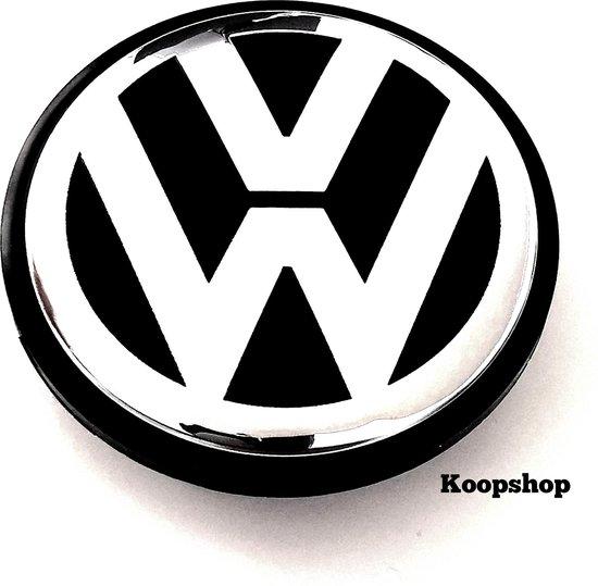 Volkswagen Naafdoppen ø 56 mm 4 stuks