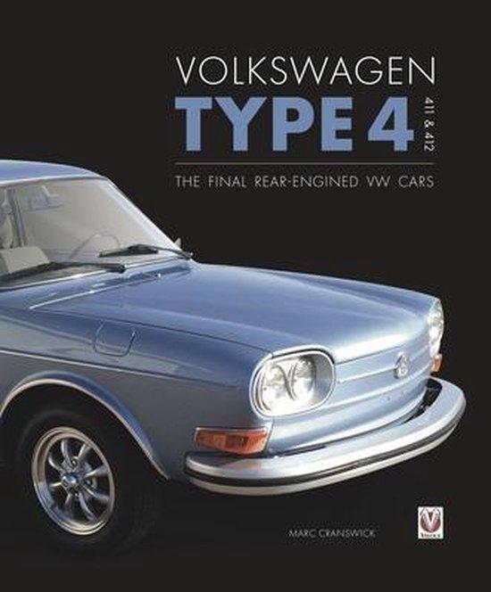 Volkswagen Type 4, 411 and 412